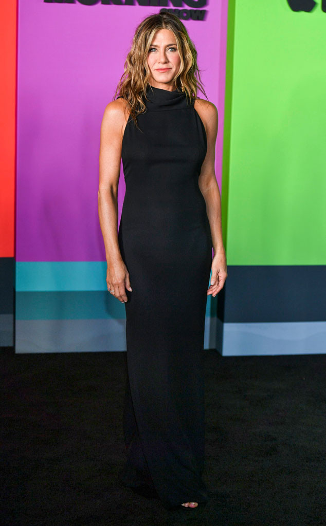 Jennifer Aniston, Fashion Police Widget