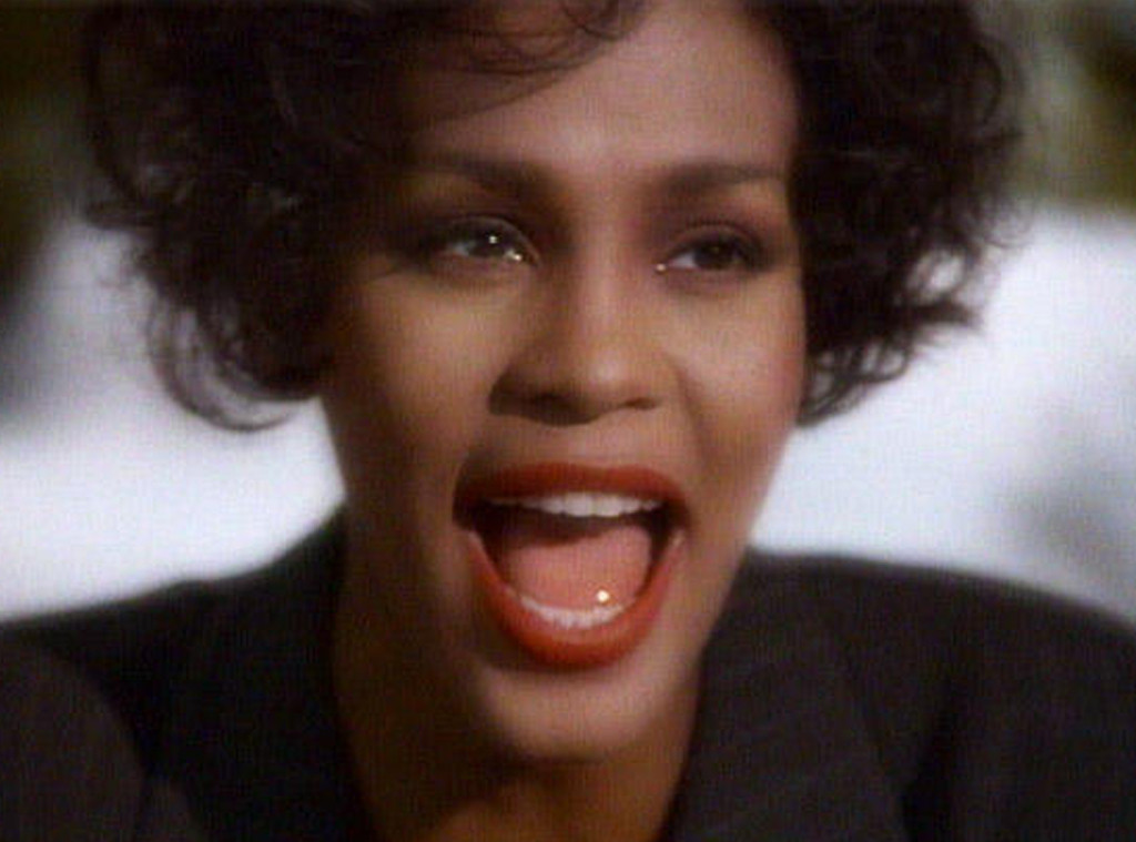 "Whitney Houston, ""I Will Always Love You"" Music Video"