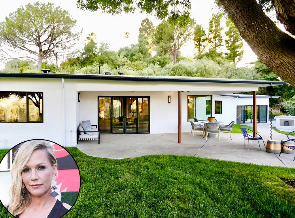 Jennie Garth Pasadena New House