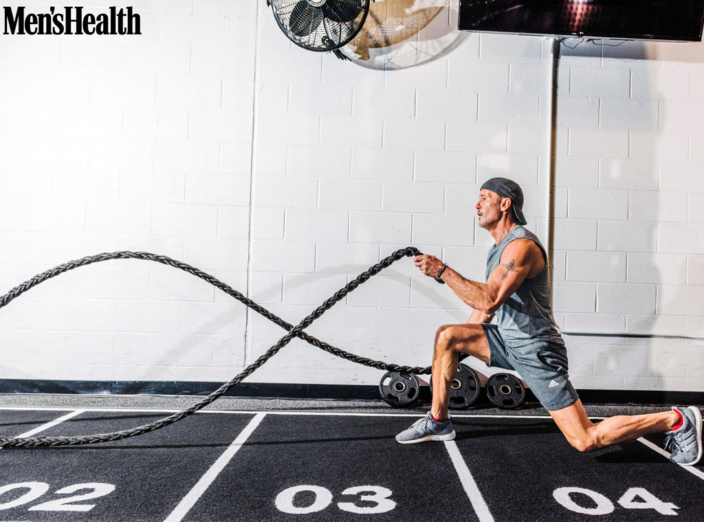 Tim McGraw, Men's Health Magazine