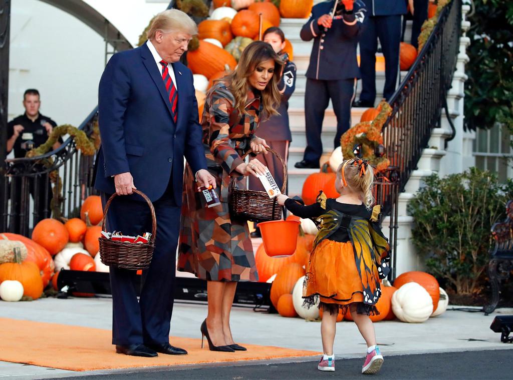 Donald Trump, Halloween 2019