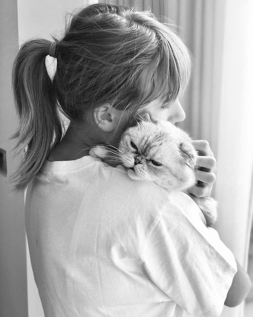 Taylor Swift, Cats, Pets