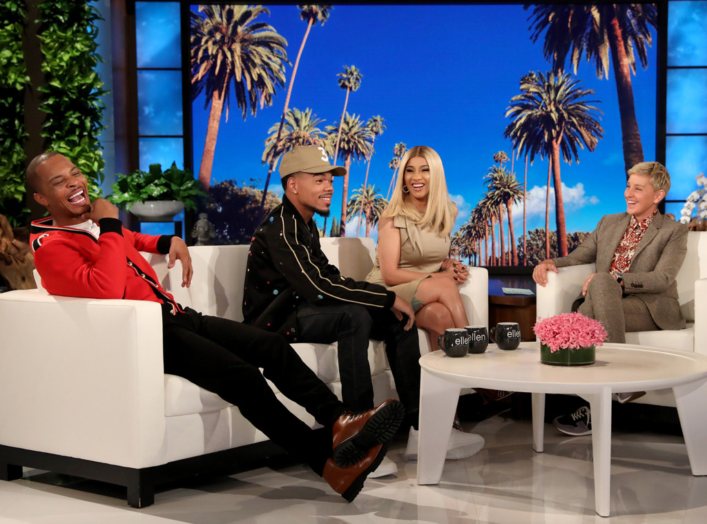 Cardi B, The Ellen DeGeneres Show 2019