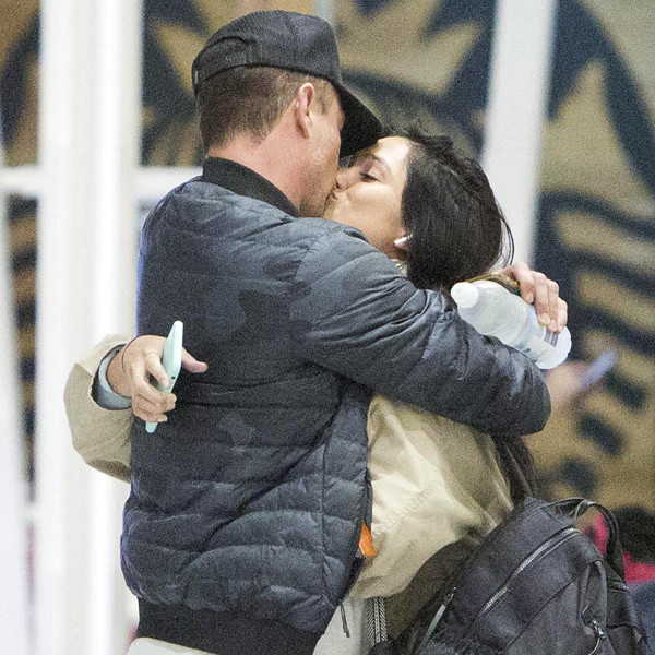 Josh Duhamel and Miss World America Audra Mari Confirm Romance With Steamy Kiss