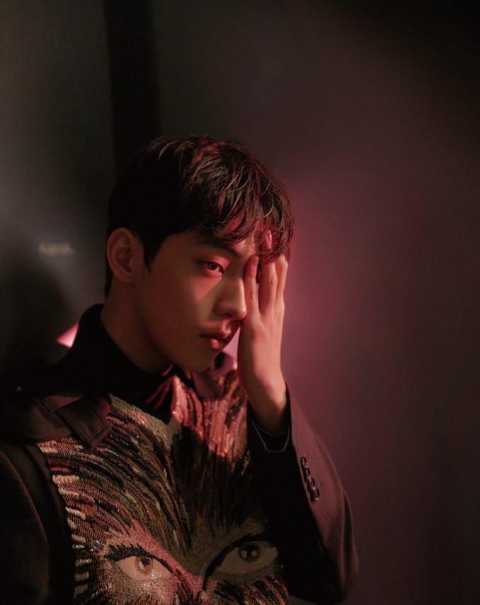 Nam Joo-hyuk, Men's Folio October 2019