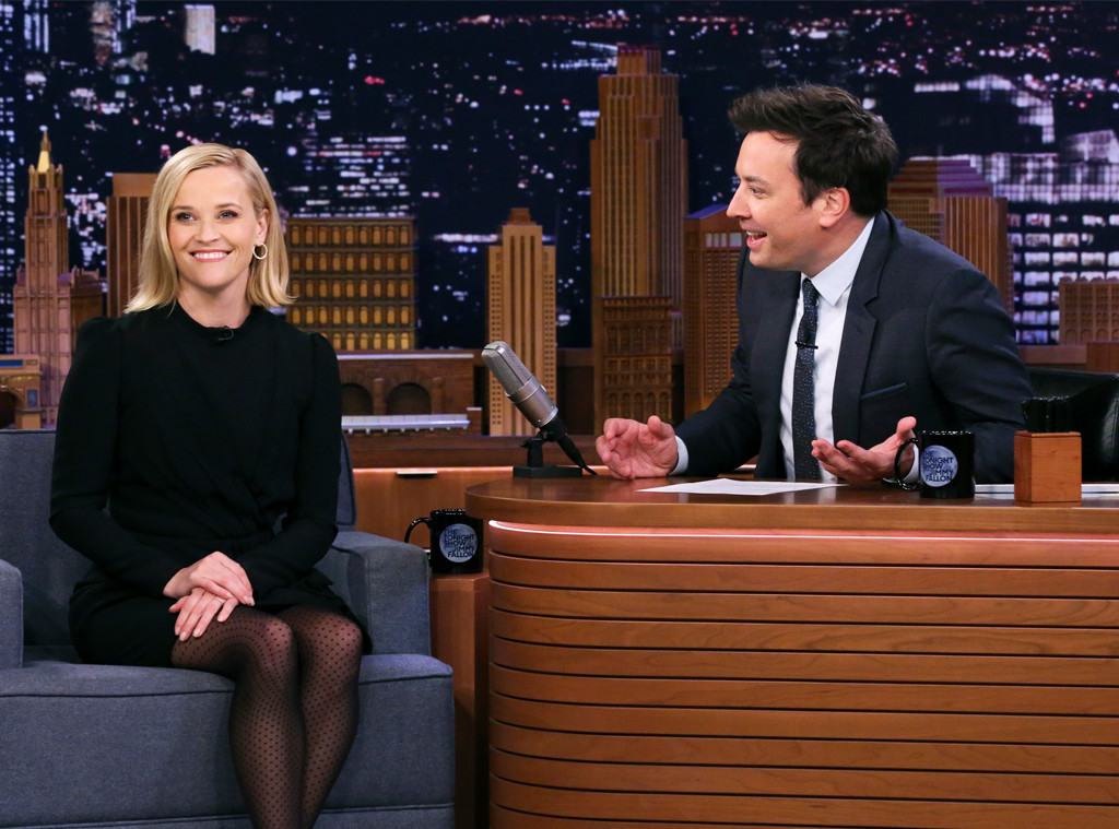 Reese Witherspoon, Tonight Show Starring Jimmy Fallon