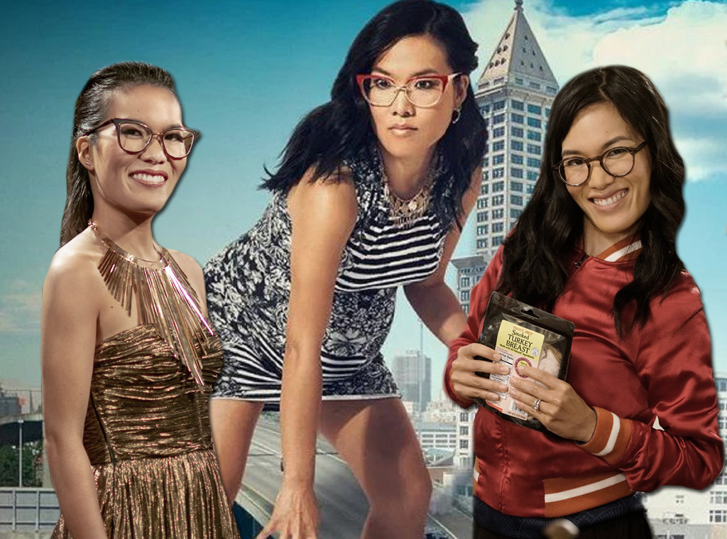 Ali Wong Collage