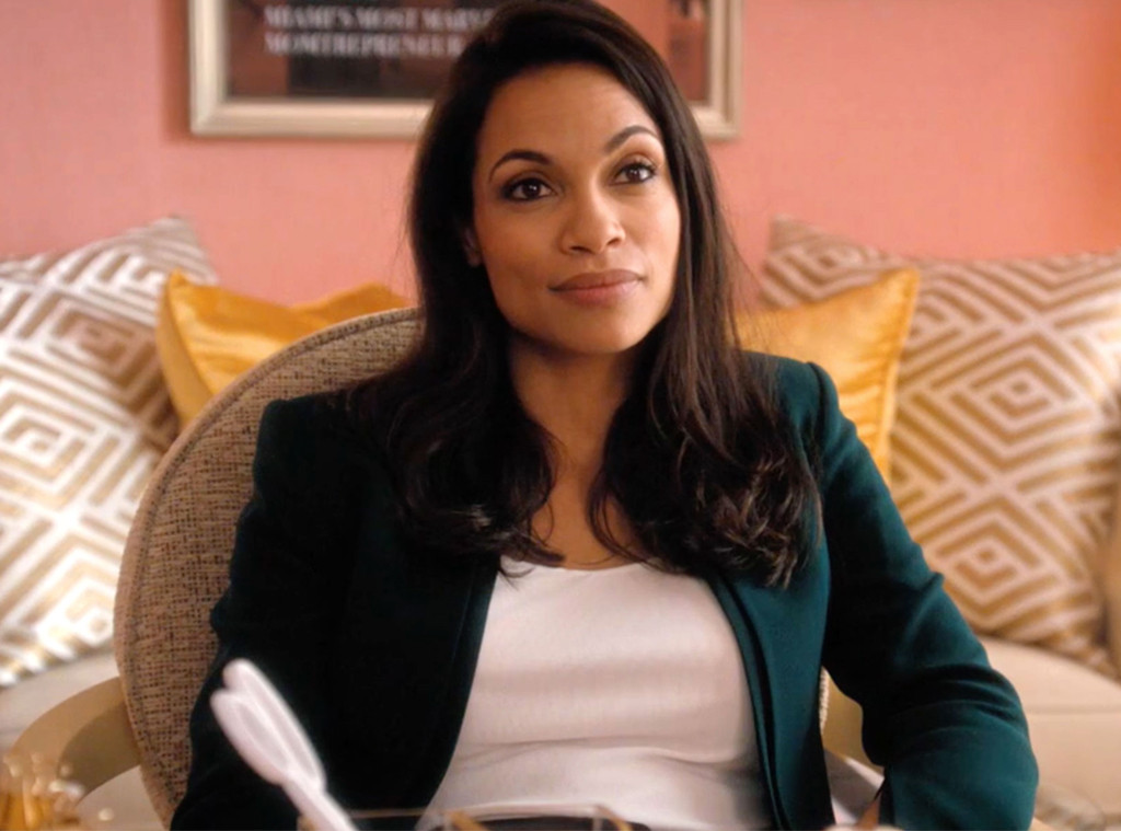 Rosario Dawson, Jane The Virgin