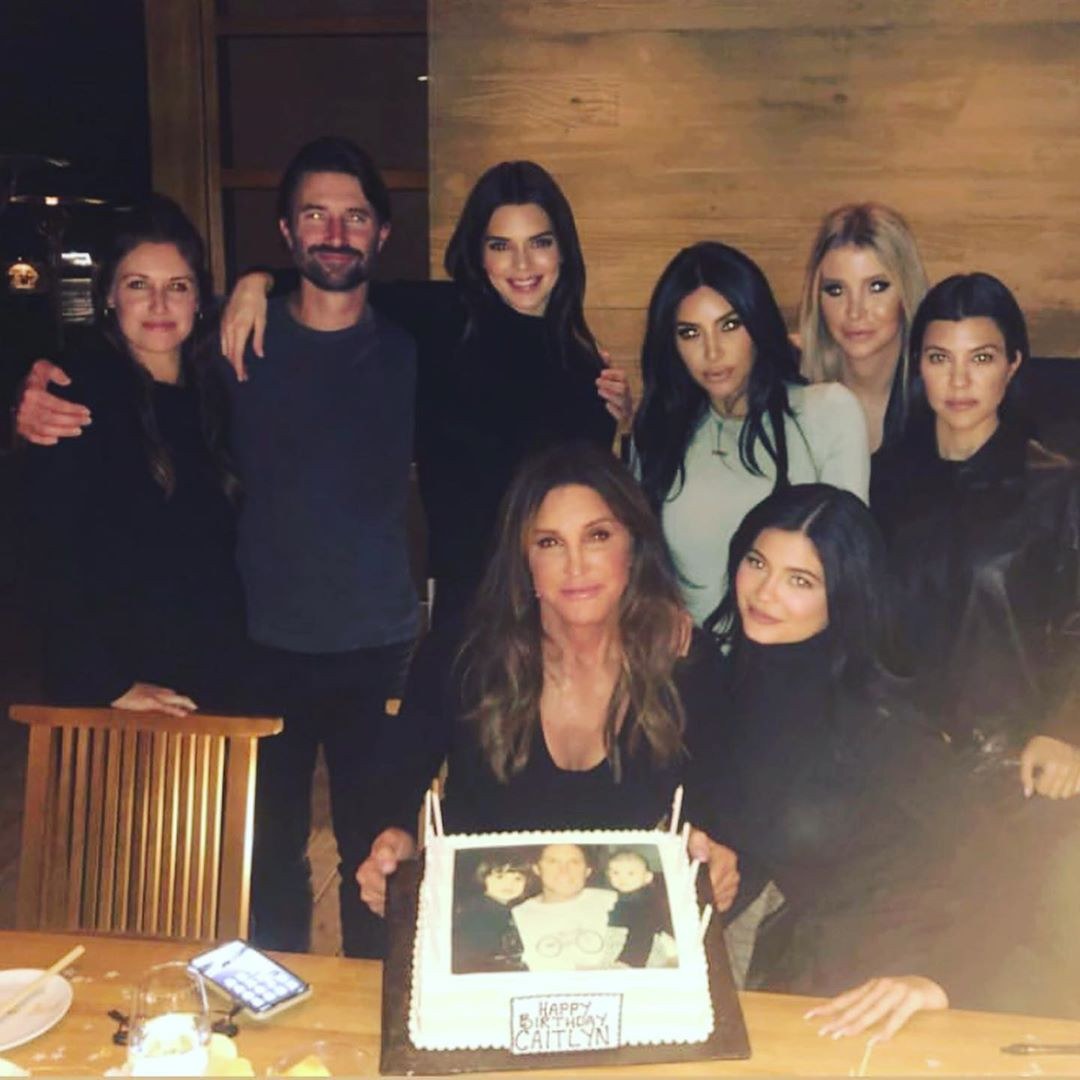 Caitlyn Jenner, Kylie Jenner, Kendall Jenner, Kim Kardashian, Kourtney Kardashian, Sophia Hutchins
