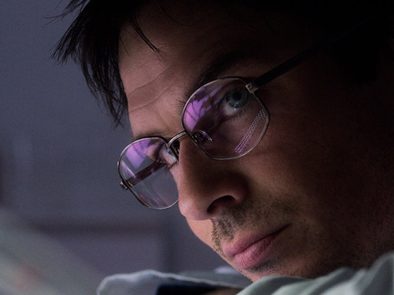 See the First Trailer for <I>V Wars</i>—This Time Ian Somerhalder Wants to Cure Vampires</I>