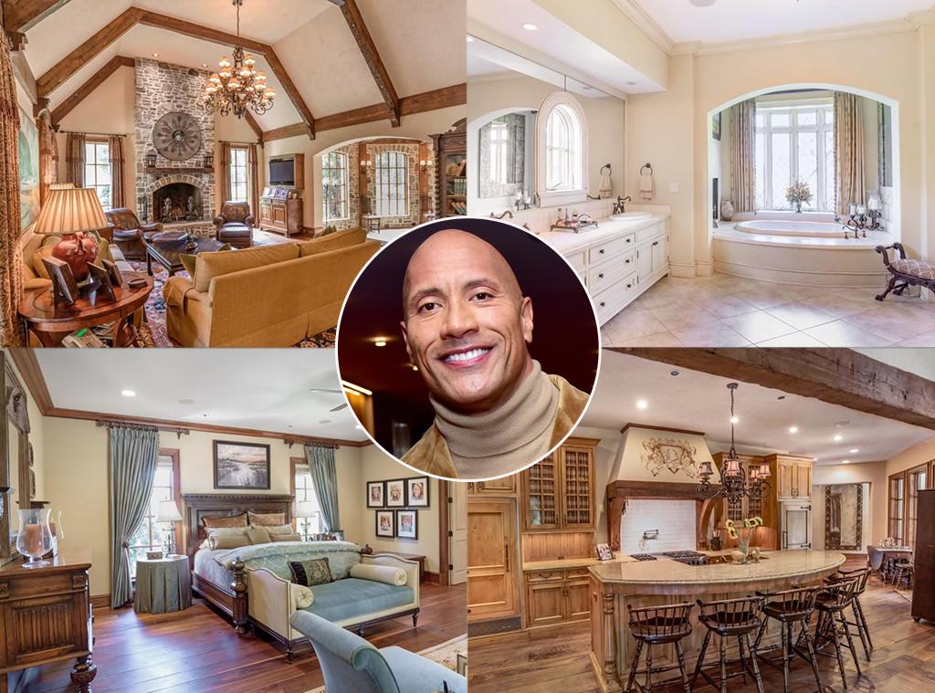 Dwayne Johnson, real estate