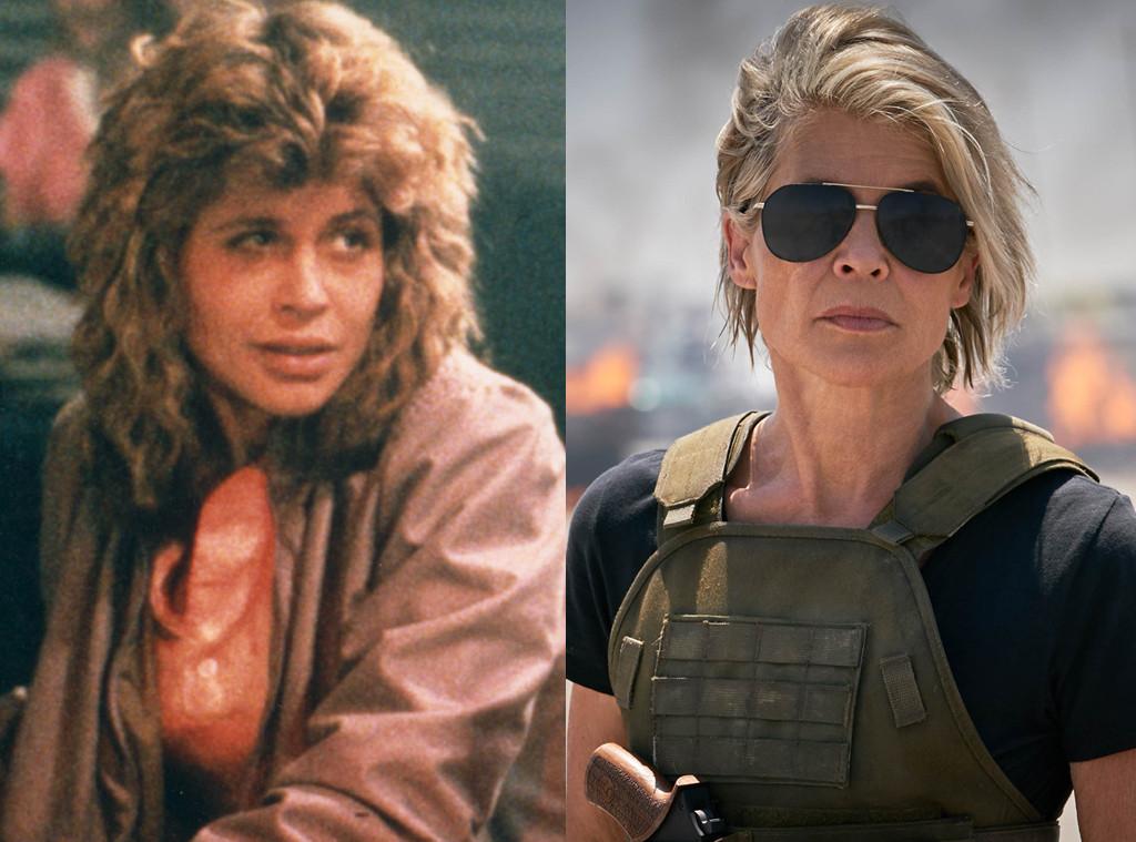 Terminator, Linda Hamilton