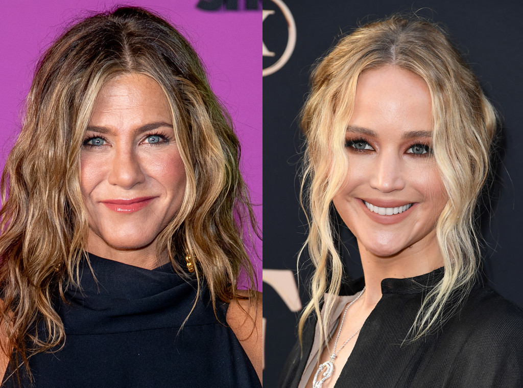 Jennifer Aniston, Jennifer Lawrence