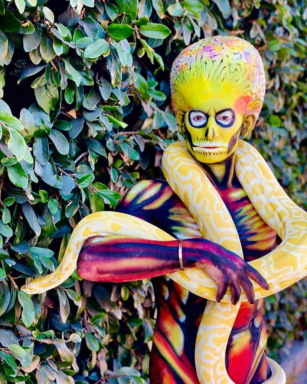 Frankie Grande, Halloween 2019