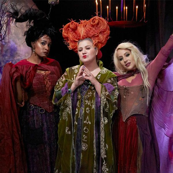 Kelly Clarkson, Hocus Pocus Halloween, The Kelly Clarkson Show
