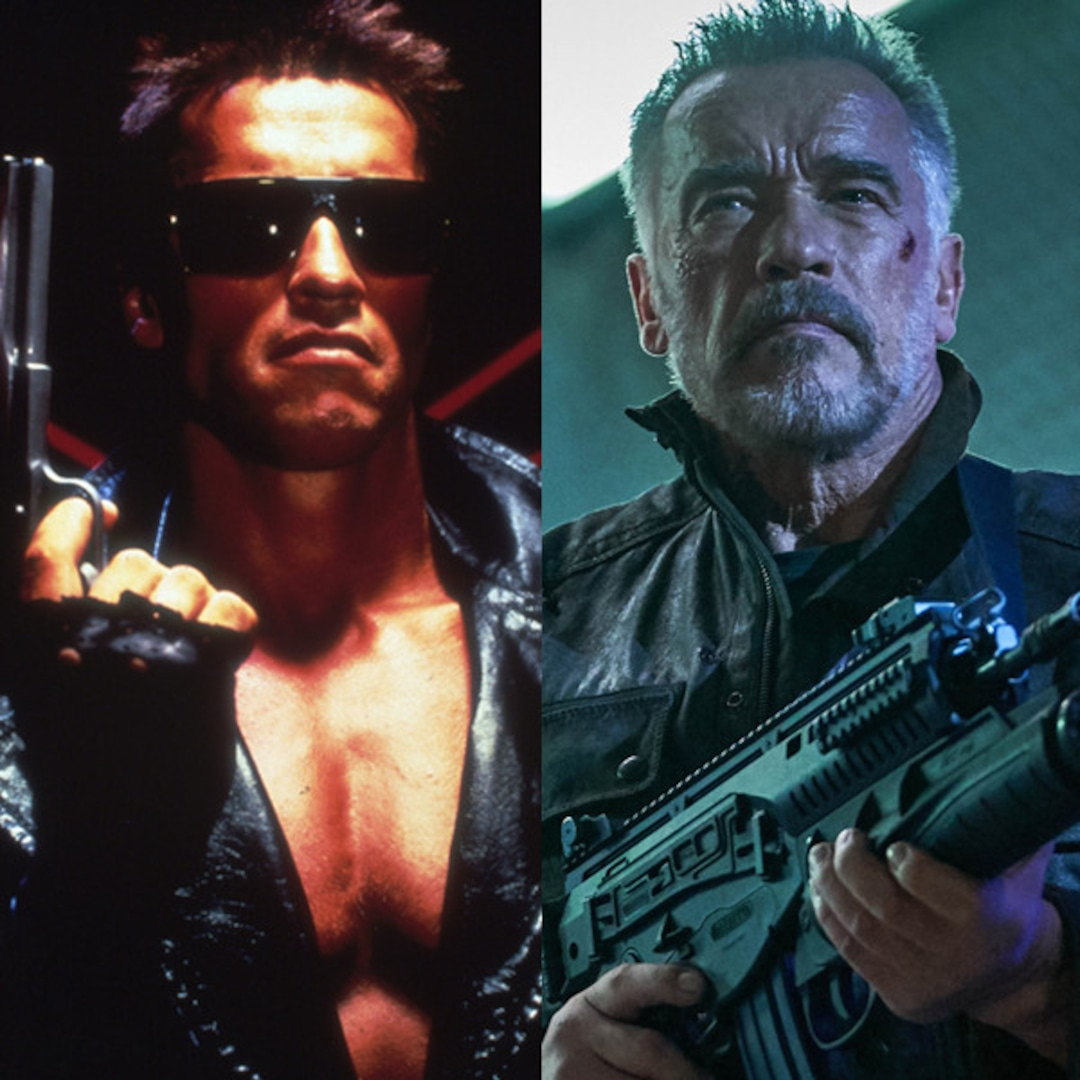 All the Stars You Forgot Were in the Terminator Movies - E! Online