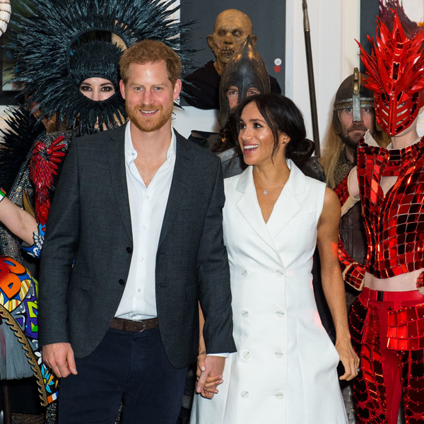 Prince Harry & Meghan Markle Say Transition Is ''Saddening'' Process