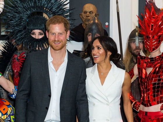 "Prince Harry and Meghan Markle Admit Royal Transition Is a ""Saddening"" Process"