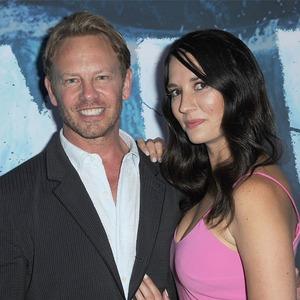 Ian Ziering, Erin Ludwig