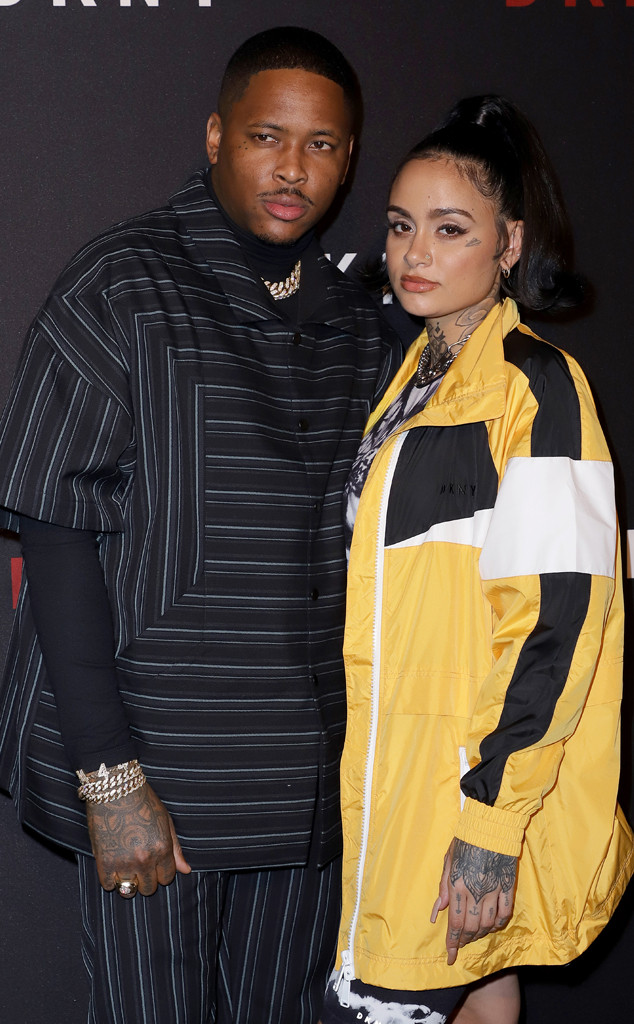 YG and Kehlani