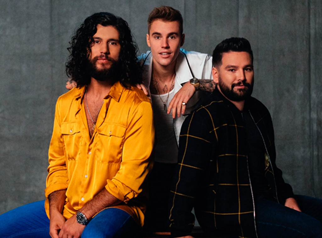 Justin Bieber & Dan + Shay Releases a Love Song - 10000 Hours