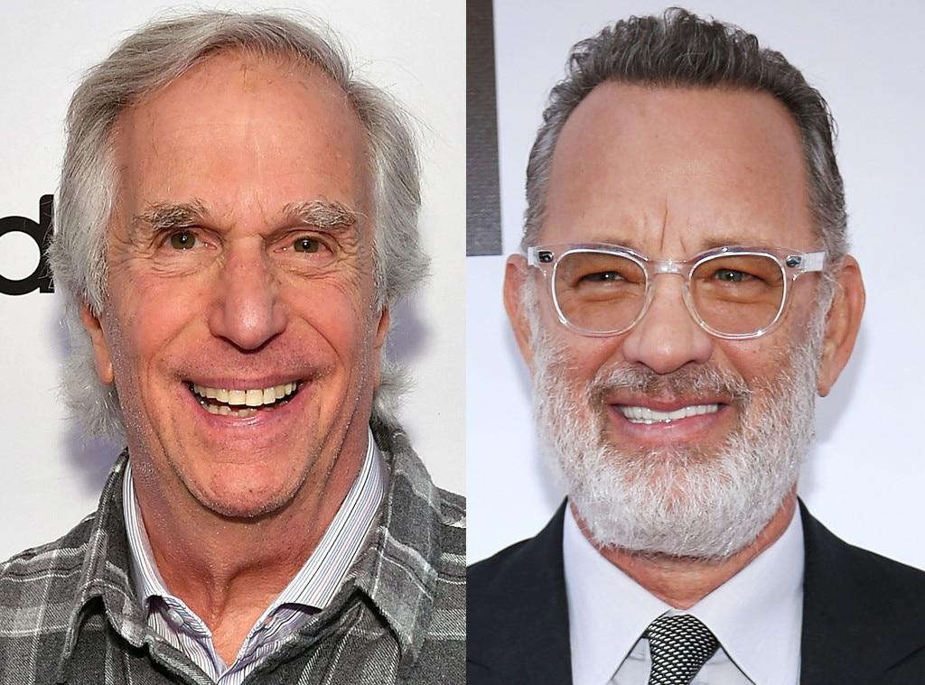 Henry Winkler, Tom Hanks