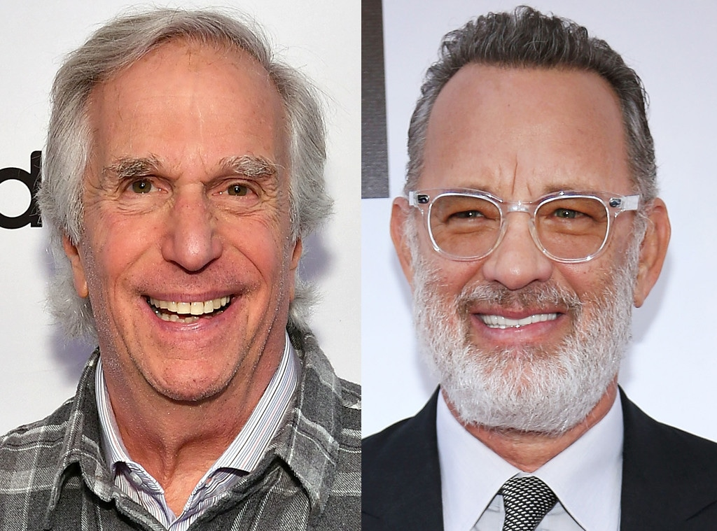 Henry Winkler, Tom Hanks