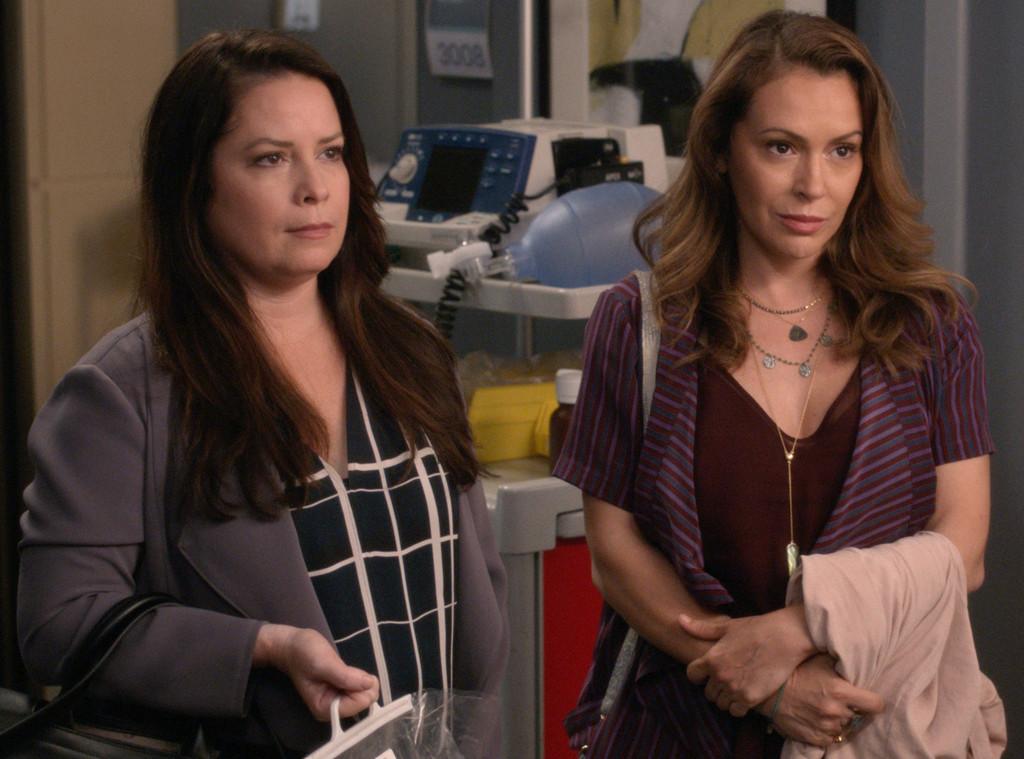 Grey's Anatomy, Charmed
