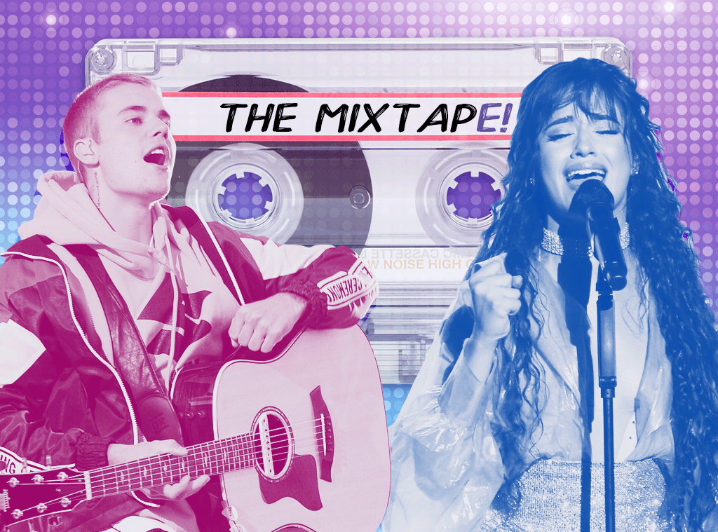 The MixTapE!, Justin Bieber, Camila Cabello