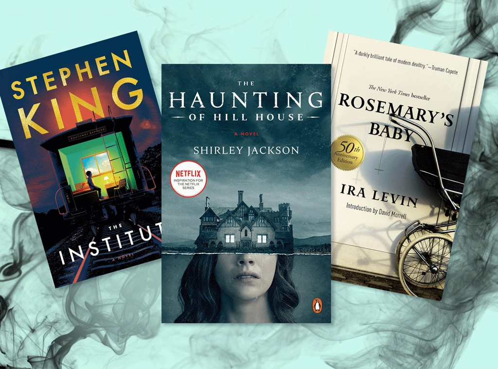 Ecomm: Spooky Book Recommendations