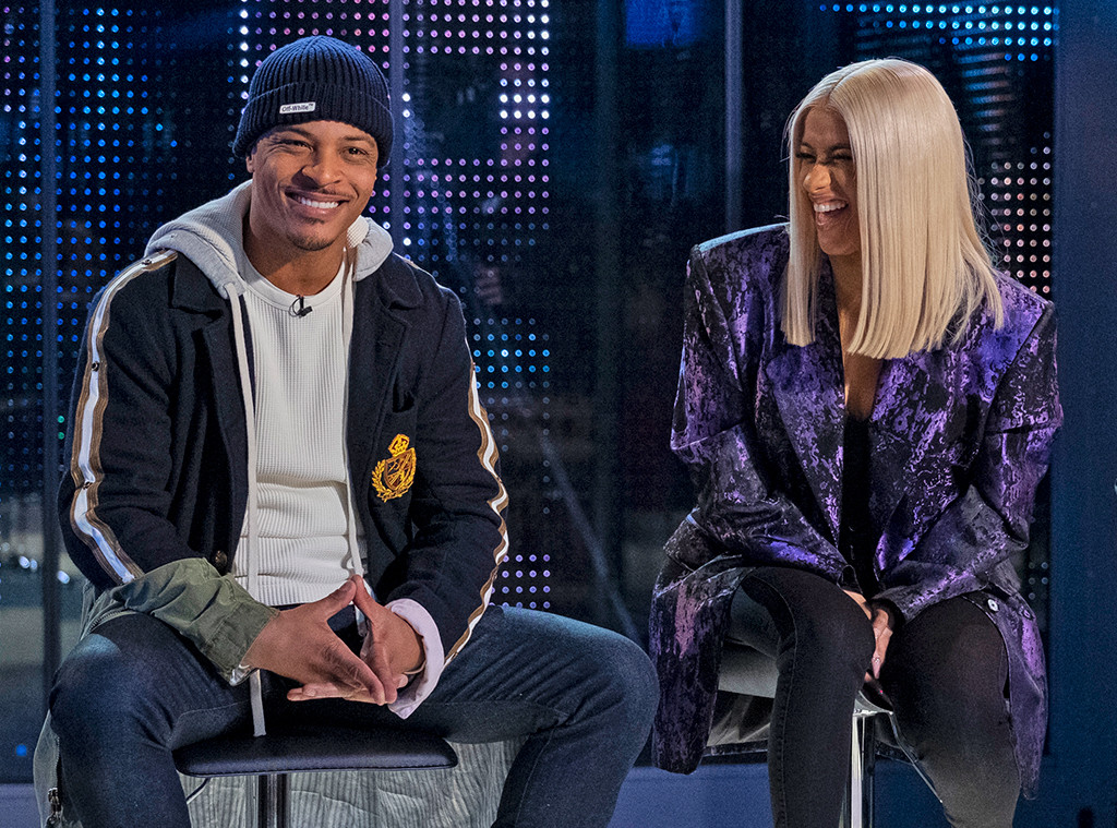 T.I., Cardi B, RHYTHM AND FLOW