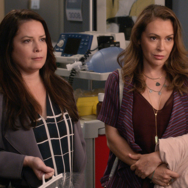 Grey's Anatomy's Charmed Reunion Did Not Go As Expected