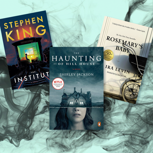 15 Scary Books to Get Your Fright On This Halloween