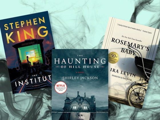 15 Scary Books to Get Your Spook On for Halloween
