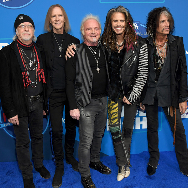 Aerosmith Set to Be Honored as 2020 MusiCares Person of the Year