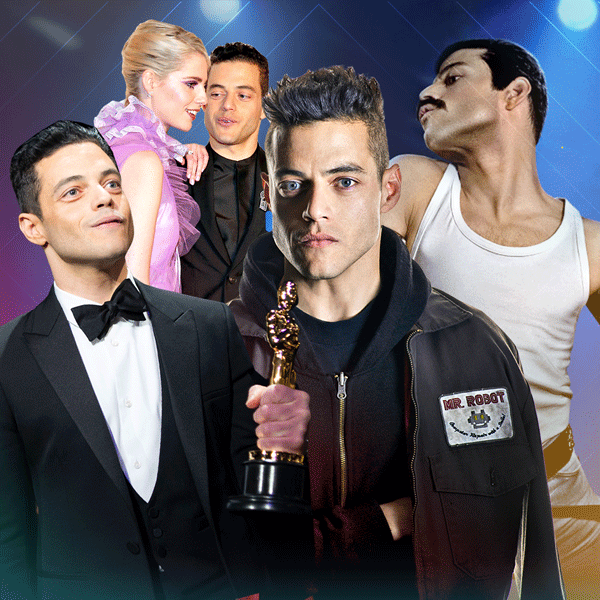 How Life Has Completely Changed for Rami Malek Since Mr. Robot Began