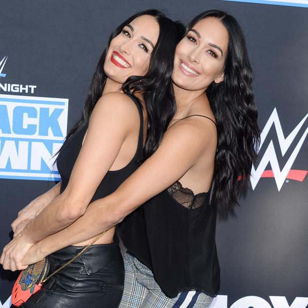 Brie & Nikki Bella on Their