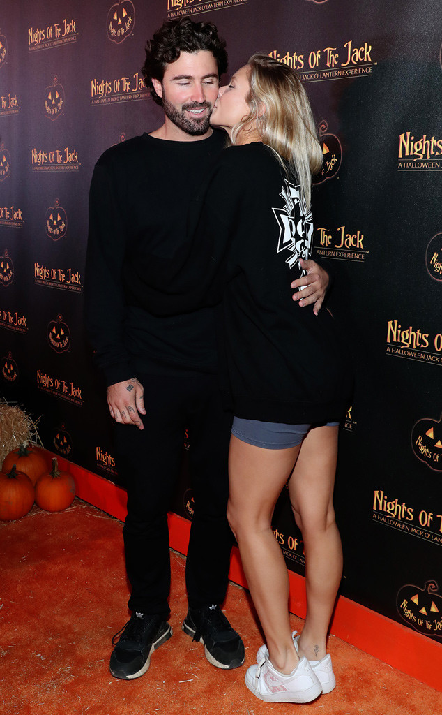 Brody Jenner, Josie Canseco, Halloween 2019