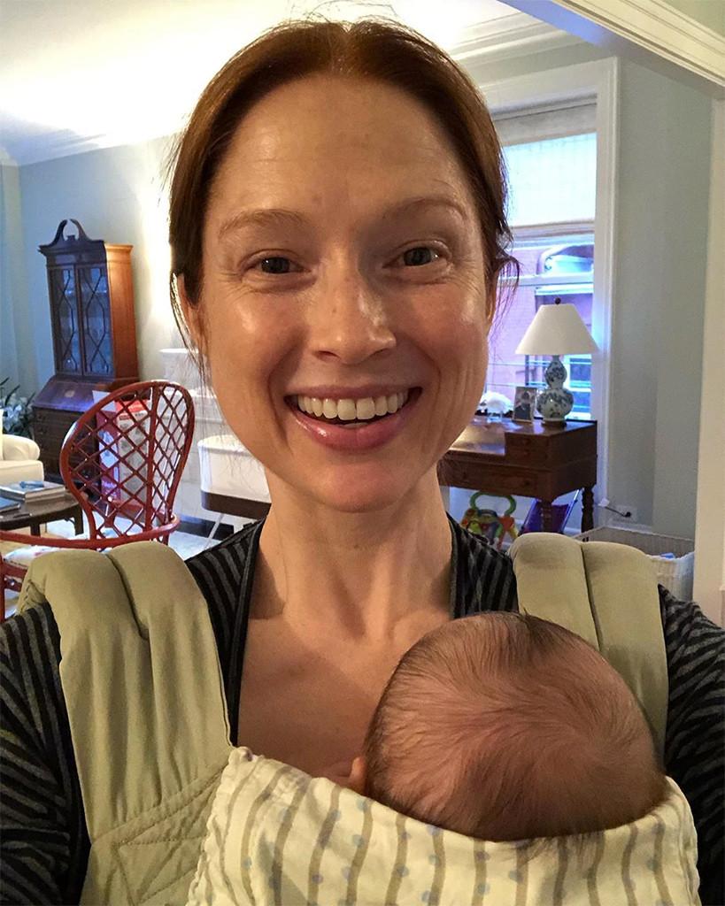 Ellie Kemper, Baby, Instagram
