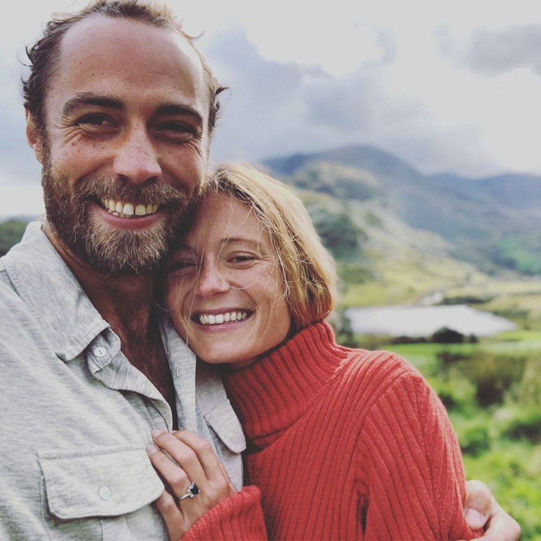 James Middleton proposes to his French girlfriend