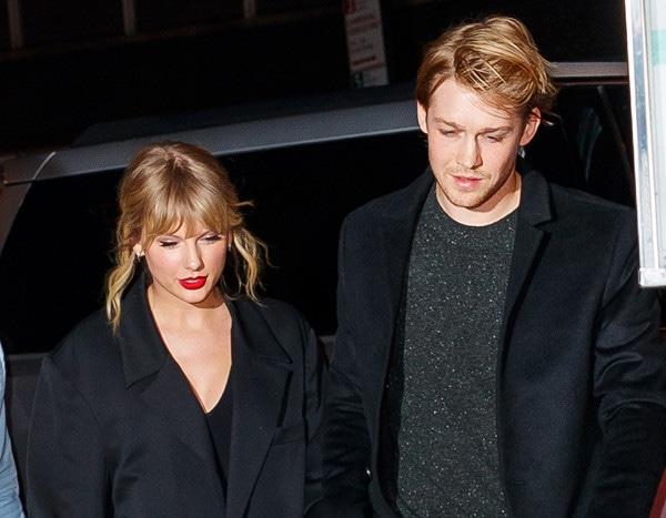 Taylor Swift Celebrates Boyfriend Joe Alwyn's Birthday in London