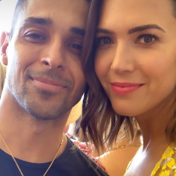 Mandy Moore and Wilmer Valderamma Still Love Running Into Each Other Despite Break-Up