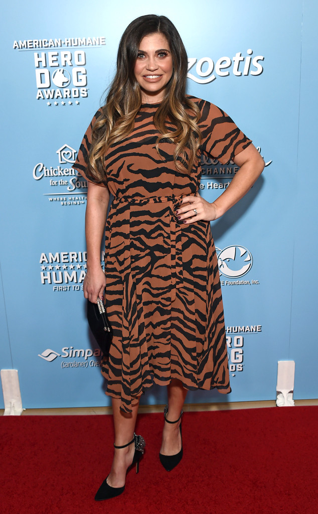 Danielle Fishel Says Baby Boy ''Doing Well'' Despite Health Issues ...