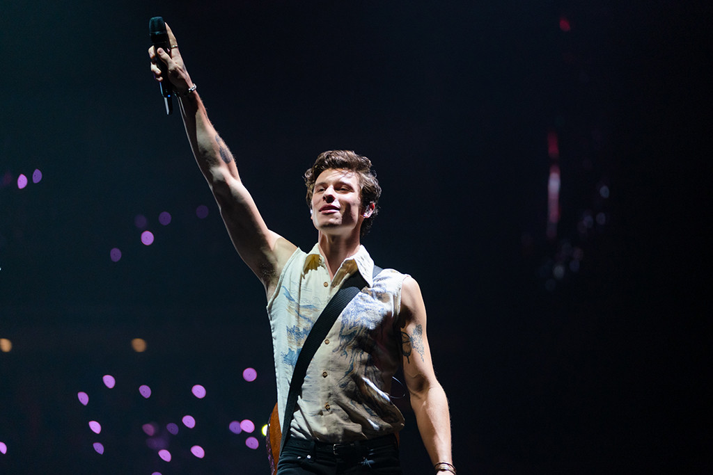Shawn Mendes, Singapore World Tour 2019