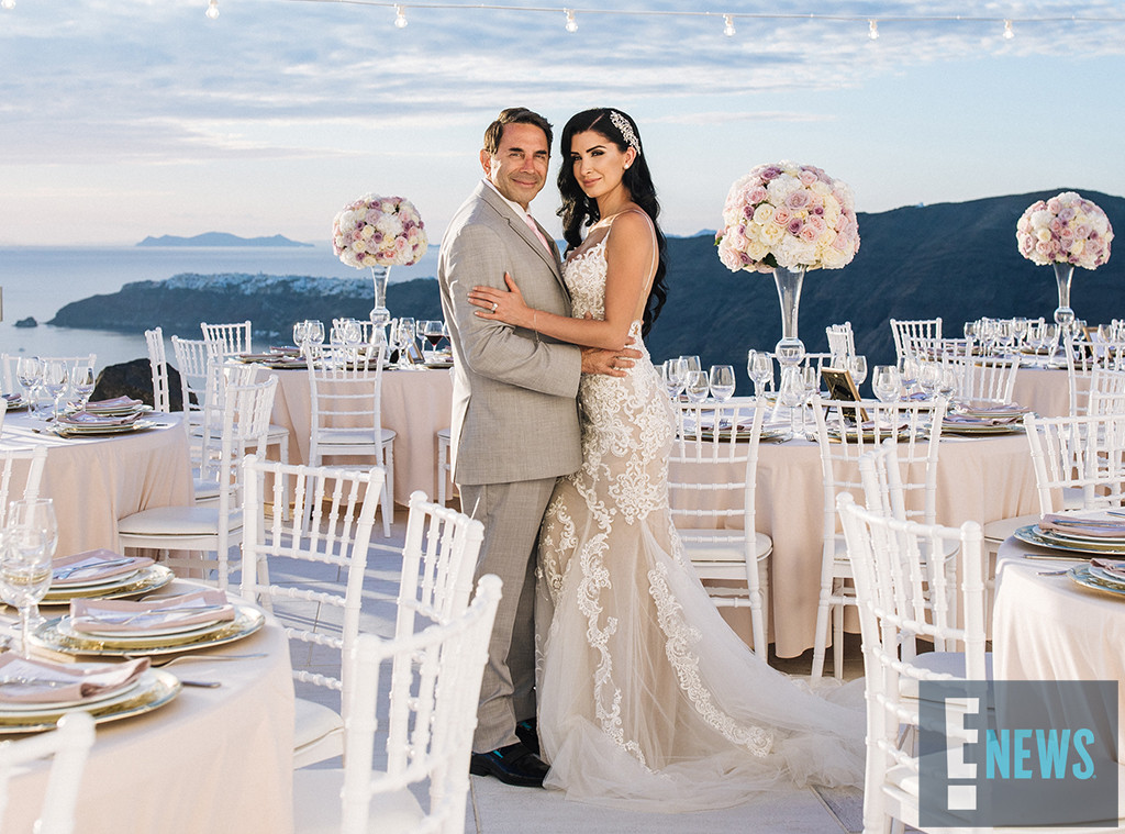 Paul Nassif, Brittany Pattakos, Wedding, EXCLUSIVE
