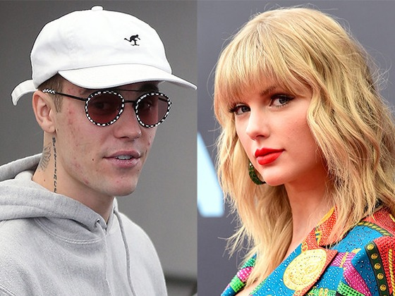 Justin Bieber Reveals Where He Stands With Taylor Swift After Scooter Braun Drama