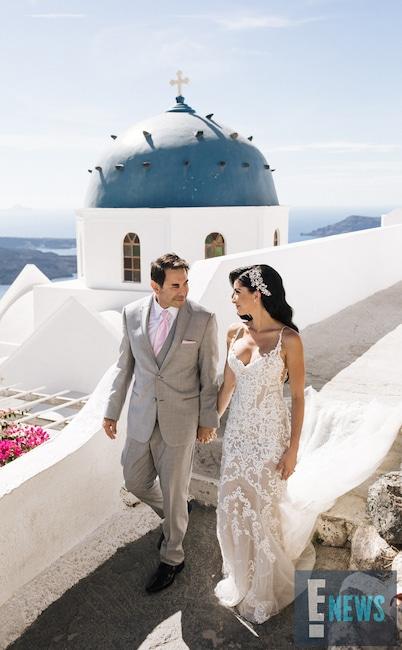 Paul Nassif, Brittany Pattakos, Wedding, EXCLUSIVE