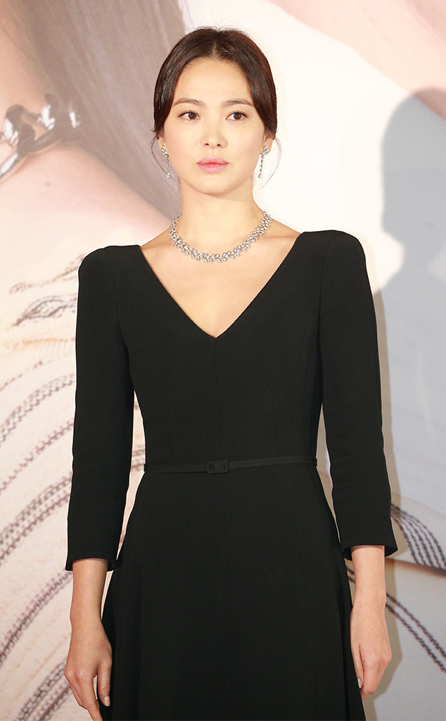 Song Hye-Kyo, 38th Hong Kong Film Awards