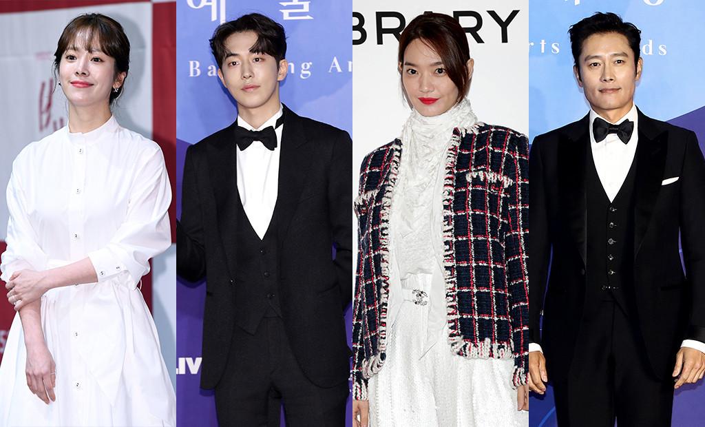 Han Ji-Min, Nam Joo-Hyuk, Shin Min-Ah, Lee Byung-Hun
