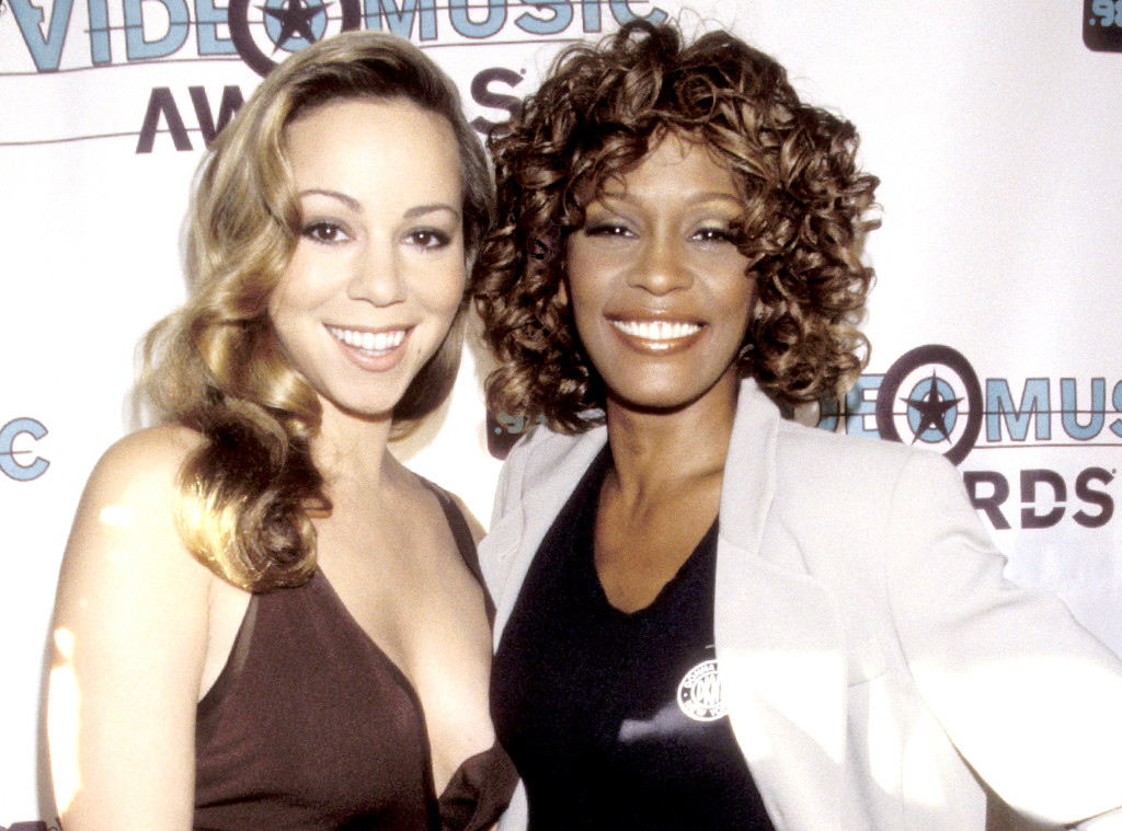 Mariah Carey, Whitney Houston, Mariah Carey memoir bombshells